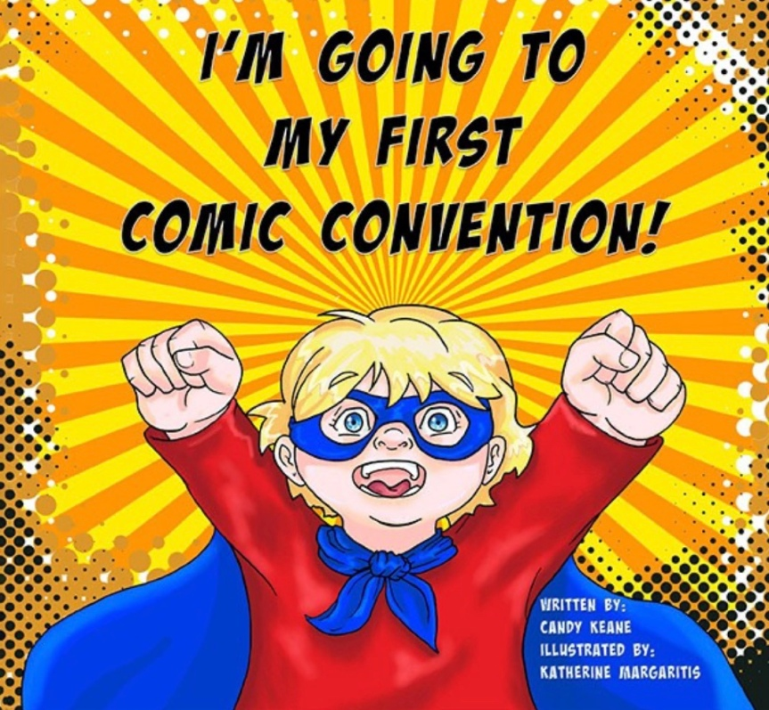 I'm Going To My First Comic Convention, The Book Review